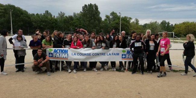 Course action contre la faim 2019