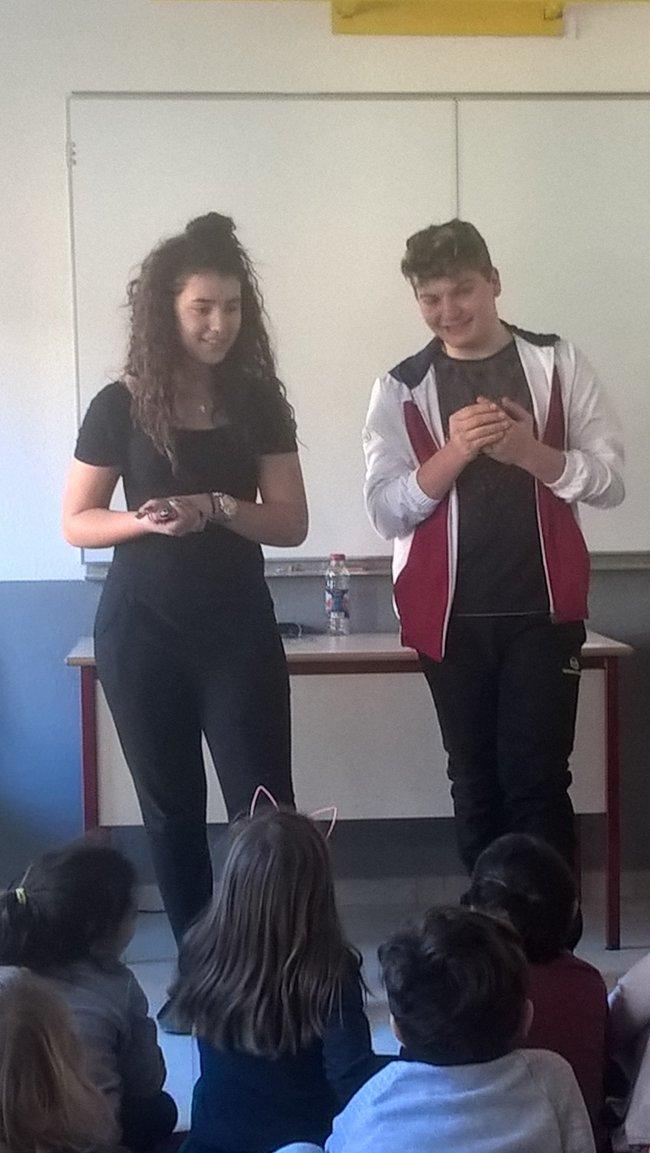 Tamara et Quentin