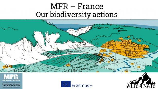 La préservation de la biodiversité un enjeu majeur du développement durable
