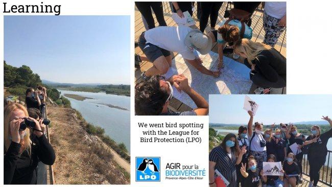 Observation de la faune avec la LPO PACA